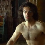 aidan turner shirtless desperate romantics